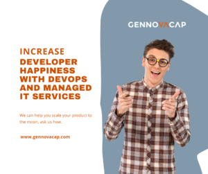 Increase Developer Happiness with Devops Services with Managed IT Services